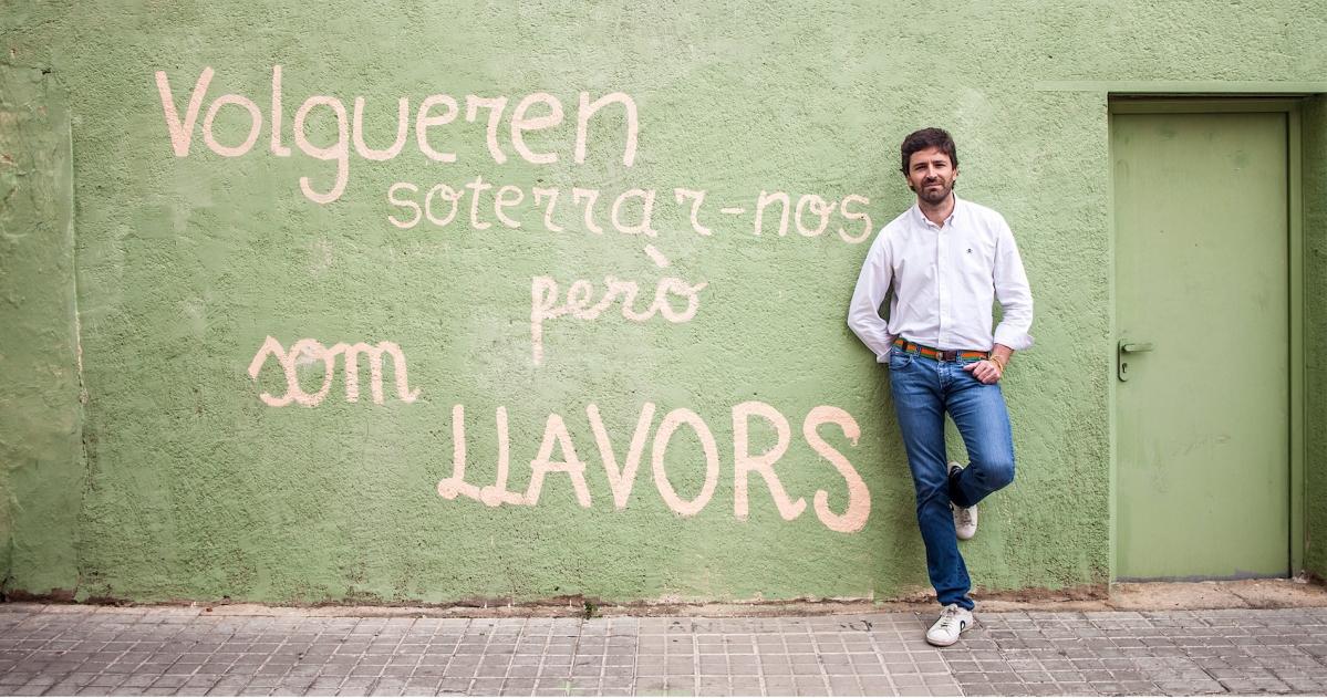 Hèctor Molina, un agricultor de la actualidad