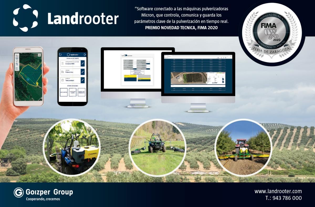 Una nueva herramienta para mejorar la eficiencia en el uso de herbicidas